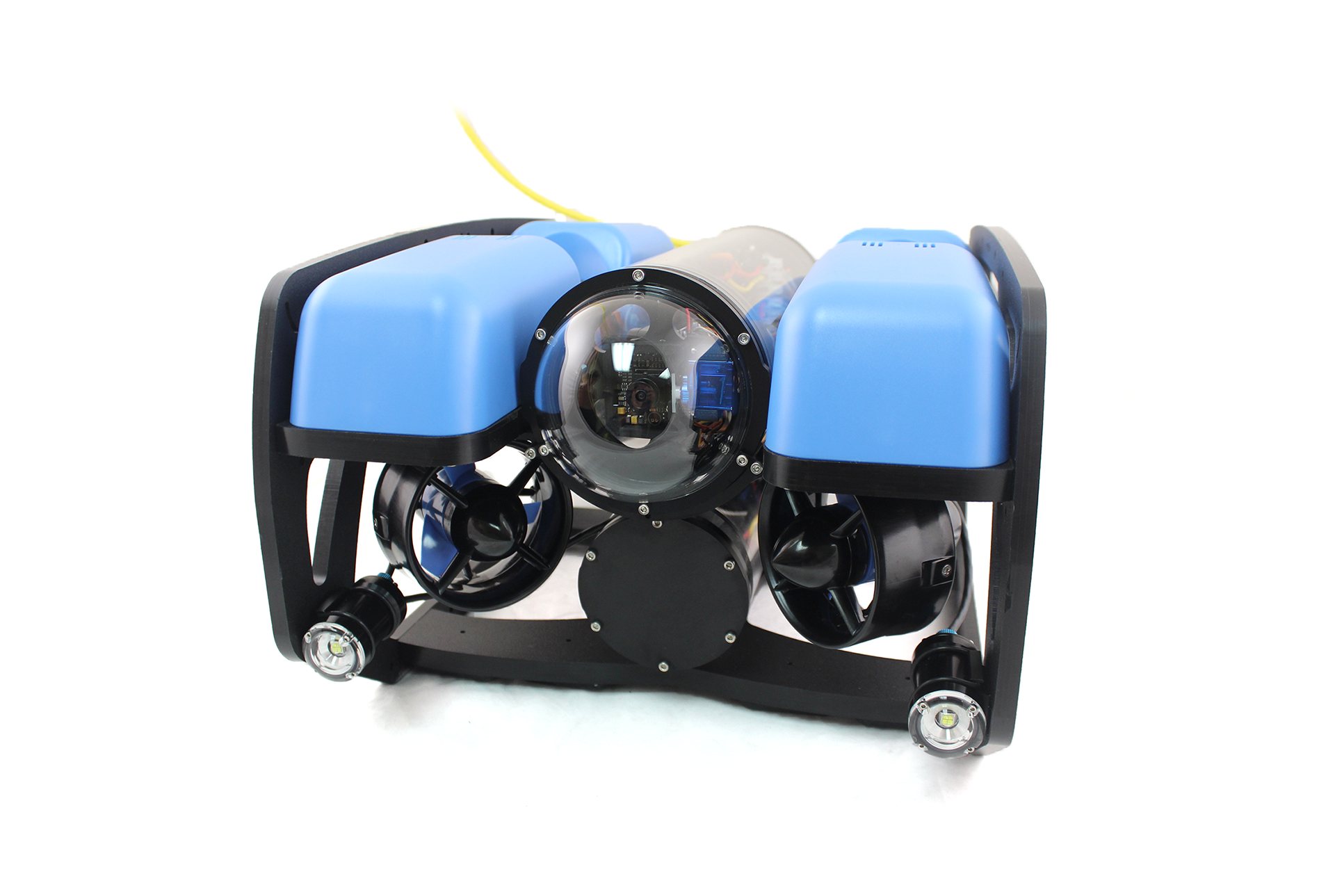 Inspeções subaquáticas – ROV (Remotely Operated Vehicle)