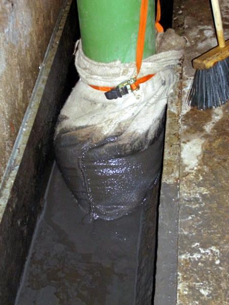 Limpeza / Lavagem de alta pressão